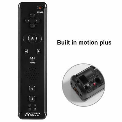 $ CDN31.64 • Buy G-Dreamer 2 In 1 Wii Remote With Motion Plus, Wii Controllers Gaming Remote