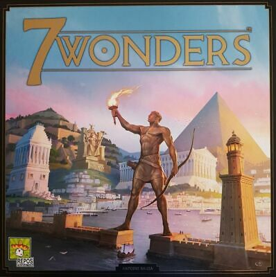 AU94.99 • Buy 7 Wonders (Second Edition) Board Game