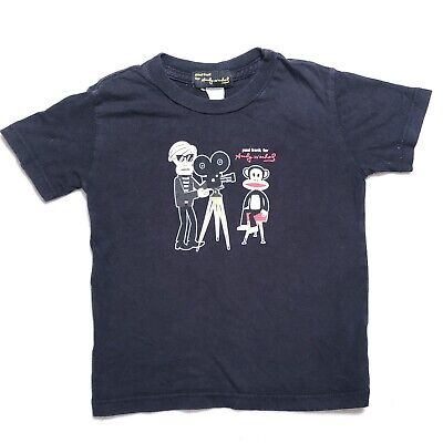 £18.41 • Buy Paul Frank For Andy Warhol T-Shirt Kids 3T Rare Collectible