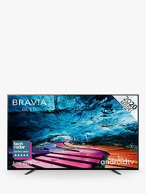 Sony Bravia KD55A8BU 55  4K Ultra HD HDR OLED Smart TV - Black • 1,399£