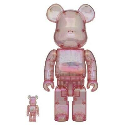 $1504.66 • Buy Be@Rbrick X-Girl 2020 100 400 Bearbrick Xgirl