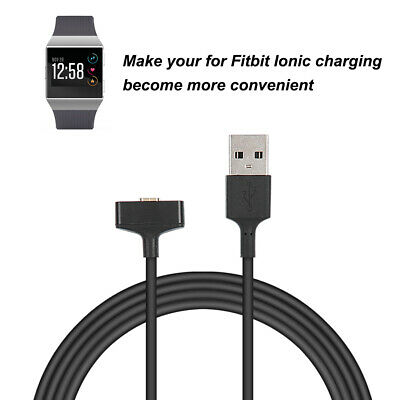 $ CDN11.13 • Buy USB Cable Watch Replacement Usb Charger Charging Cable Cord For Fitbit Ionic