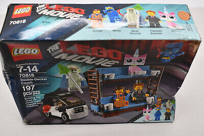 $ CDN58.38 • Buy LEGO 70818 The LEGO Movie Double-Decker Couch - Factory Sealed, Retired, Rare
