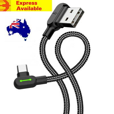 AU8.35 • Buy Mcdodo Cable Heavy Duty Charging Sync Charger Apple IPhone 90 Degree