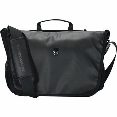 $ CDN138.53 • Buy Alienware Vindicator Gaming Laptop Messenger Bag 13/14/17-Inch Black/Teal Blu...
