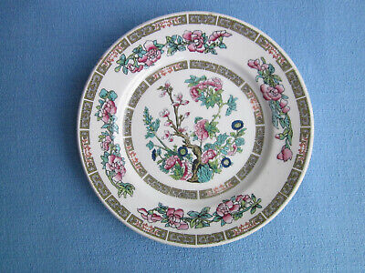 Sampson Bridgwood Lifelong Ironstone England Side Plate  - Indian Tree Design • 12£