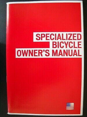 $ CDN4.81 • Buy **specialized Bicycle Owners Manual Including Cd, Information For Most Bikes**