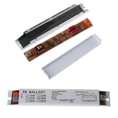 £6.42 • Buy 220-240V AC 36W Wide Voltage T8 Electronic Ballast Fluorescent Lamp Ballasts