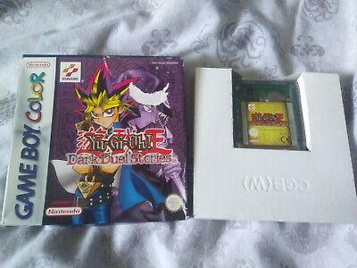 Yu-Gi-Oh Dark Duel Stories Nintendo Gameboy Color Game, Boxed But No Manual • 14.99£