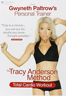 The Tracy Anderson Method: Total Cardio Workout DVD (2010) Tracy Anderson • 1.49£