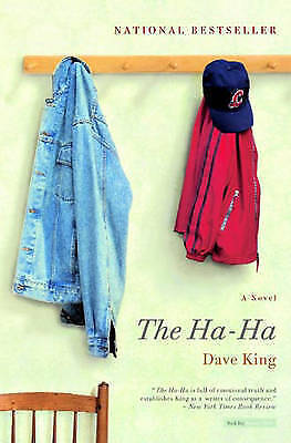The Ha-ha: A Novel By King, Dave Paperback Book The Cheap Fast Free Post • 0.99£