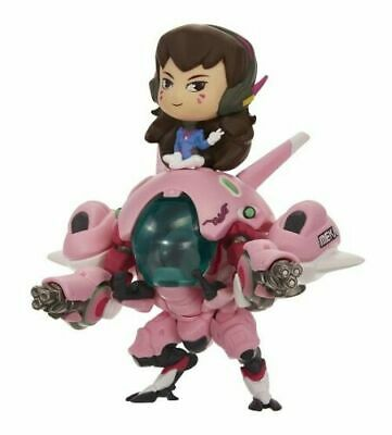 AU58.95 • Buy D.VA With Meka Overwatch Cute But Deadly Figure {Free Delivery}
