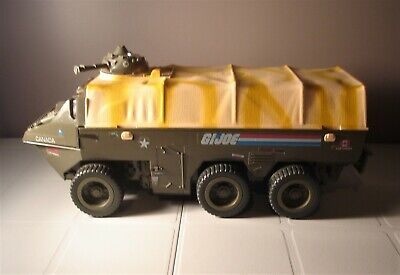 $ CDN51 • Buy VINTAGE GI JOE 1983 APC Amphibious Personnel Carrier - 100% COMPLETE (1)
