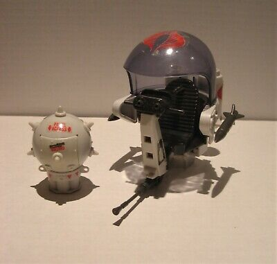 $ CDN26 • Buy Vintage Gi Joe 1985 Cobra Flight Pod - Trouble Bubble - 100% Complete
