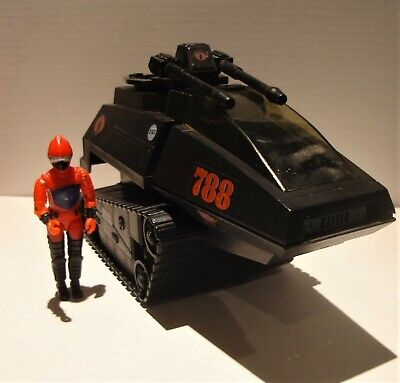 $ CDN31 • Buy Vintage Gi Joe 1983 Cobra Hiss Tank - With Driver - 100% Complete (1)