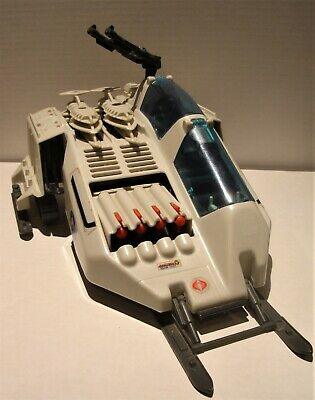 $ CDN10 • Buy Vintage Gi Joe 1987 Cobra Wolf - Complete But No Driver