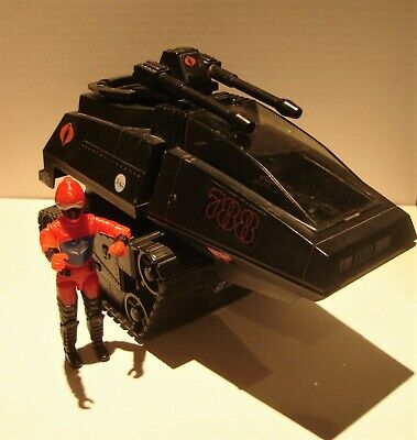 $ CDN26 • Buy Vintage Gi Joe 1983 Cobra Hiss Tank - With Driver - 100% Complete (2)