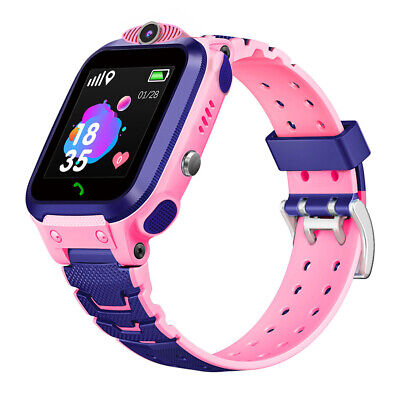 TR5-1 2G Children Smart Watch With Micro SIM Card Slot 1.54inch Touching Y1Z9 • 22.03£