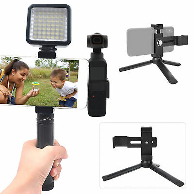 £14.98 • Buy STARTRC Camera Tripod Mount Stand Phone Holder Clamp Set For  Osmo Pocket 2