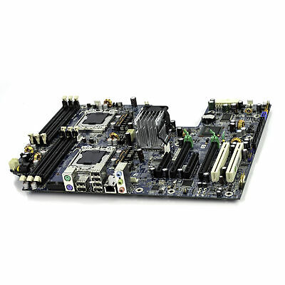 $ CDN84.86 • Buy HP Z600 Workstation DDR3 Dual LGA1366 System Motherboard 591184-001 460840-003