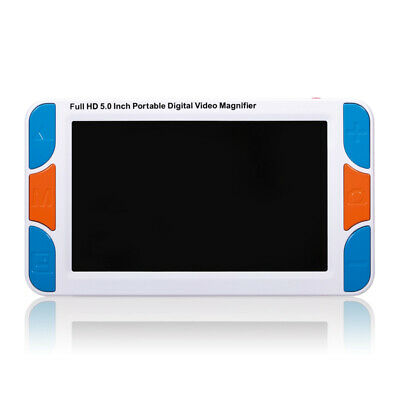 Low Vision Aid Electronic Reading Digital Magnifier W/ Far And Near Voice Prompt • 150£