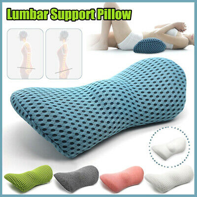 AU31.45 • Buy Lumbar Support Pillow Memory Foam Car Lower Back Multifunctional Office Chair