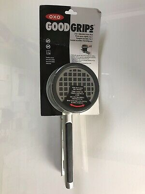 OXO Good Grips 3-in-1 Adjustable Potato Ricer, Stainless Steel - Brand New • 17.80£