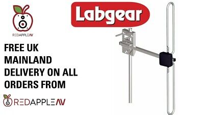 Labgear Vertical OMNI Directional DAB Radio Aerial Antenna Reception FREE Post • 11.99£