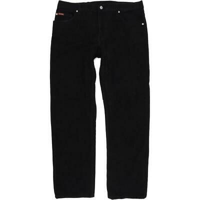 Lee Cooper Men Black Straight Regular Jeans W36 L30 (54251) • 16.99£