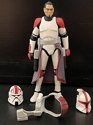 $ CDN103.23 • Buy Star Wars Vintage Collection Arc Trooper Commander Vc54 Loose Complete