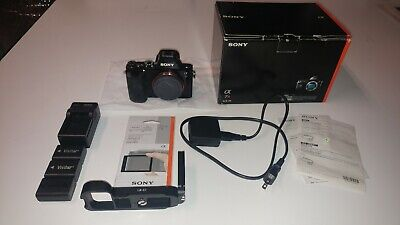 $ CDN725.19 • Buy Sony Alpha A7R A 7R 36.4 MP Digital Camera (Body Only) + Extras! Low Shutter USA