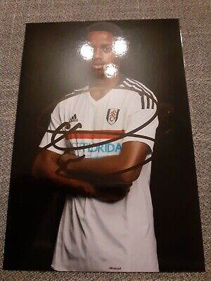 Signed 6x4 Ryan Sessegnon Fulham Football Photo • 3.99£