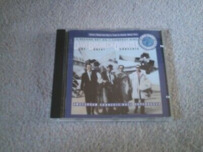 Dave Brubeck Quartet The Great Concerts. . . Cd Cbs 462403 2 • 0.99£