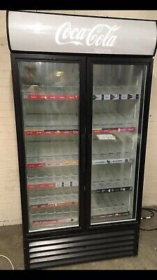 VERY CHEAP - Coke Coca Cola  Branded Multideck Display Chiller Refrigeration • 225£