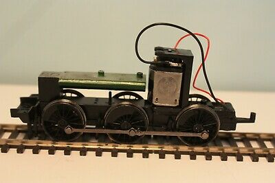 Bachmann Collett Goods Chassis With Working Motor But Not Picking Up From Track • 5.50£