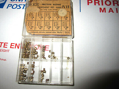 $ CDN1.29 • Buy Vintage Kwm Einpresslager Friction Bushes Watch Parts Germany Good Cond 2