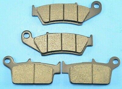 $12.69 • Buy Front Rear Brake Pads Fit Yamaha YZ250F Competition 2003 2004 2005 2006 2007