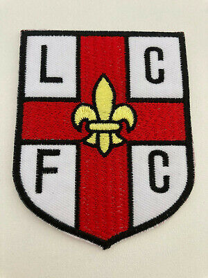 Lincoln Iron Sew Embroidered Patch Badge Football Shirt Embroidery England Crest • 2.50£