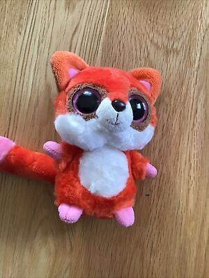 Yoohoo And Friends Red Small Fox Figure  • 3£