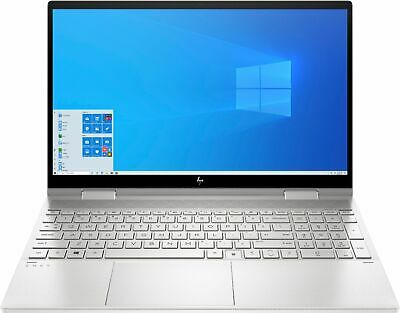 "View Details HP - ENVY X360 2-in-1 15.6"" Touch-Screen Laptop - Intel Core I7 - 12GB Memory... • 799.99$"
