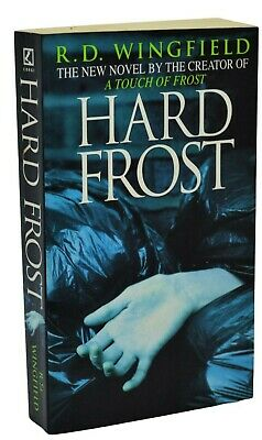 £4.99 • Buy Hard Frost By R.D. Wingfield, Good Used Book Paperback 1996 Corgi Books