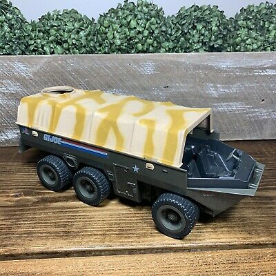 $ CDN23.46 • Buy Vintage 1983 GI G.I. Joe APC Transport Vehicle - NOT Complete