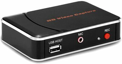 HD Game Capture HD Video Capture 1080P HDMI/YPBPR Recorder For Xbox 360 Gaming • 44.99£