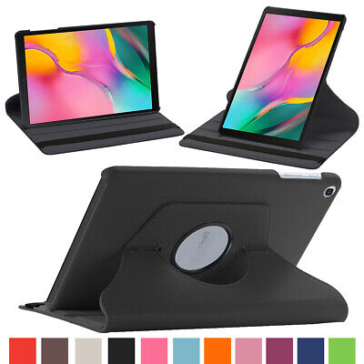 AU13.28 • Buy Smart Case Rotating Stand Leather Cover For Samsung Galaxy Tab A 10.1 8.0 Tablet
