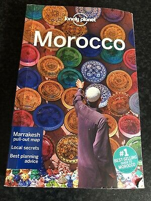 Morocco (Lonely Planet Morocco) By Clammer, Paul | Book | Condition Good • 1.99£