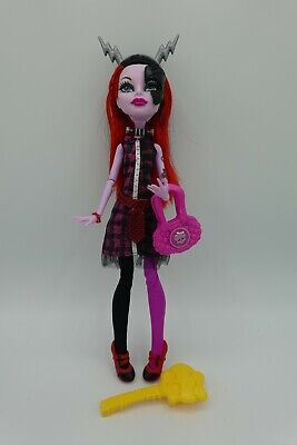 Monster High Operetta Freaky Fusion Inspired Ghouls Doll Complete • 15£