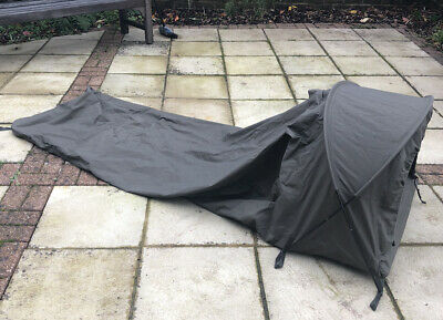 Carinthia Gore-tex Best Defense Observer Bivvi Bag Two Hoop Bivi Bivvy Tent • 170£