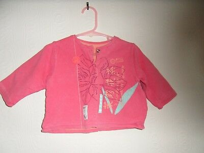 Marese Girls Reversible Jacket Age 6 Months • 2£
