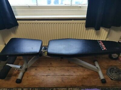 York Fitness 13 In 1 Utility Bench (Used) • 31£