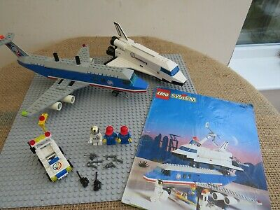 Lego Town Set 6544 From 1995 Space Shuttle Transcon 2 Complete & Instructions • 5.50£